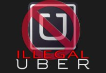 Uber is Illegal